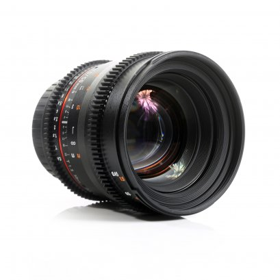 Samyang 50mm T1.5 VDSLR AS UMC Cine DS Lens