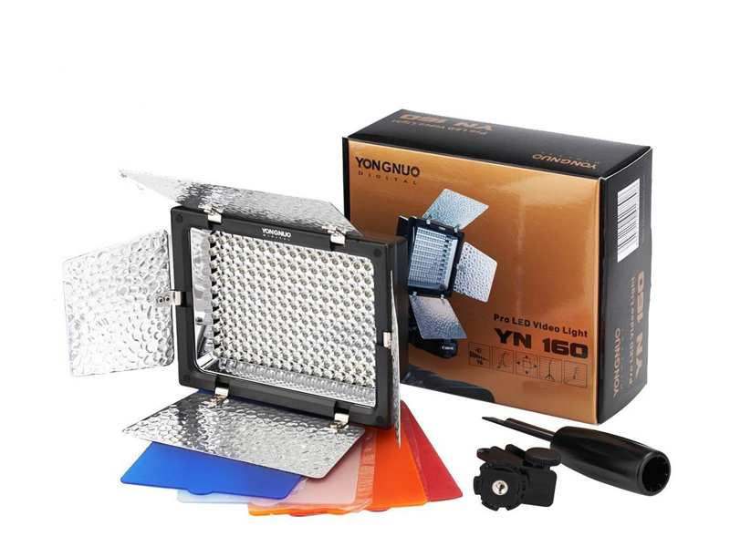 Yongnuo YN-160 ii led light