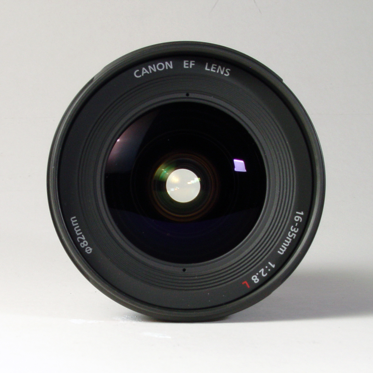 Canon 16-35mm f2.8 L mark II