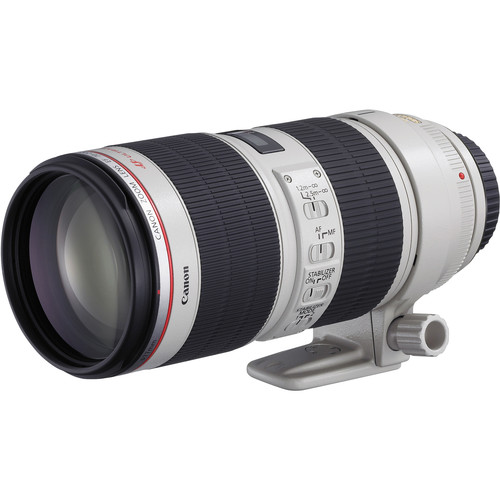 Canon EF 70-200mm/f2.8L IS II USM