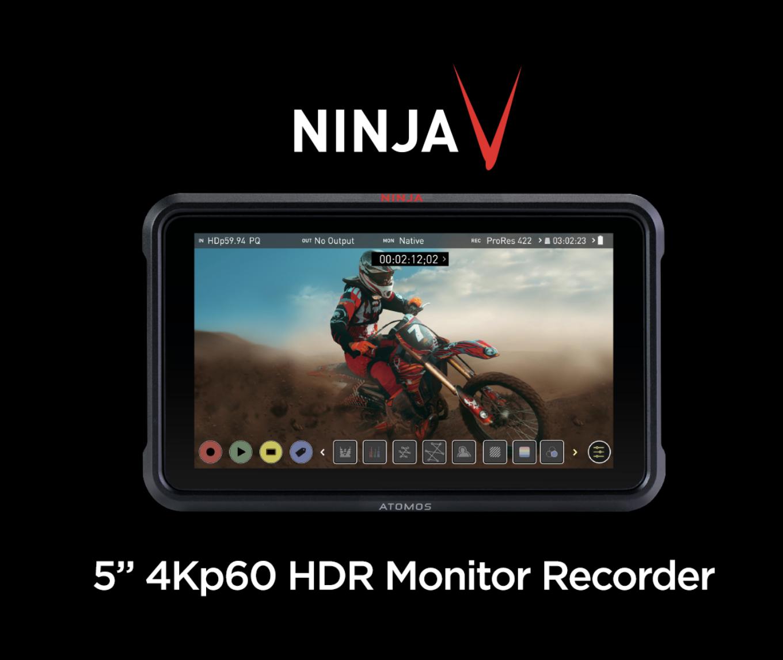 Monitor Recording Atomos Ninja V